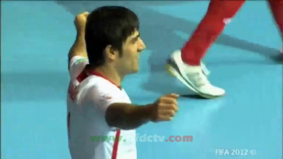 GOALS | Futsal World Cup – Iran Vs. Spain