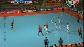 Iran vs Spain – 2012 FIFA Futsal World Cup – 1st Round – FULL MATCH