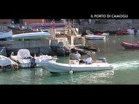 [VisioPortulan terre-mer] Le port de Camogli