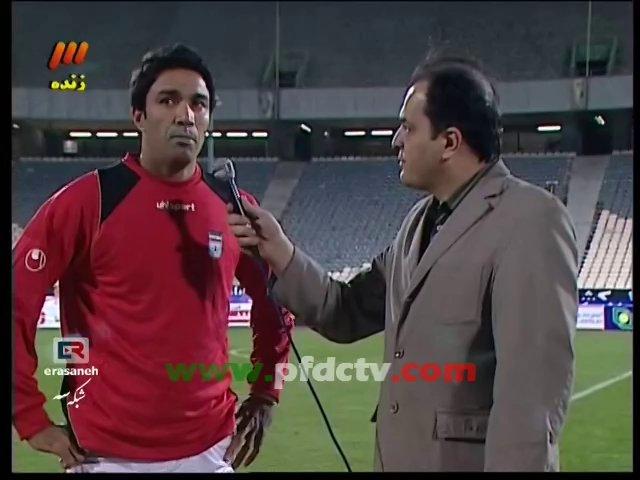 Post match | Interview with Queiroz, Nekounam & Rahmati