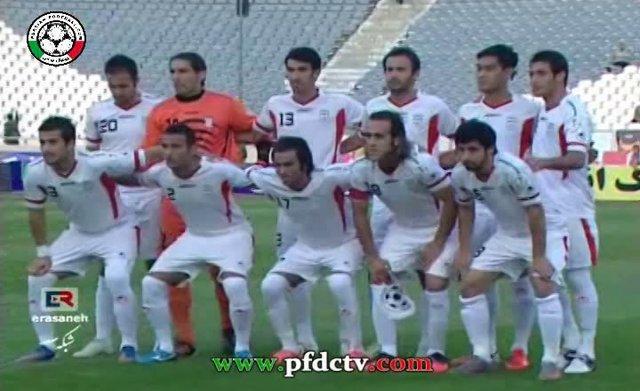 FULL MATCH | Iran – Tajikistan | 11/6/2012