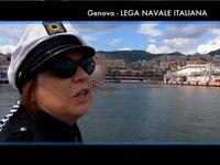 [VisioPortulan terre-mer]  Genes: Ligue navale italienne