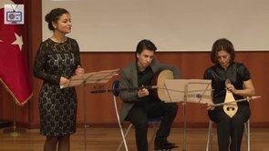Konser/ Atatürk'ün Sevdiği Şarkılar Fikrimin İnce Gülü