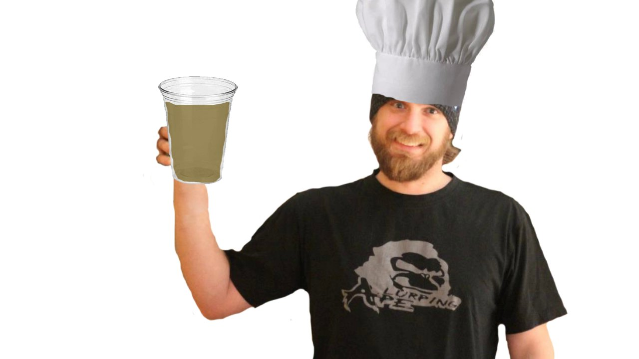 Chef Andy's Meal In A Cup - Intro Video