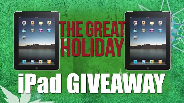 Scrap Inc iPad Contest