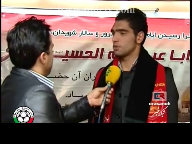 Reza Haghighi joins Perspolis