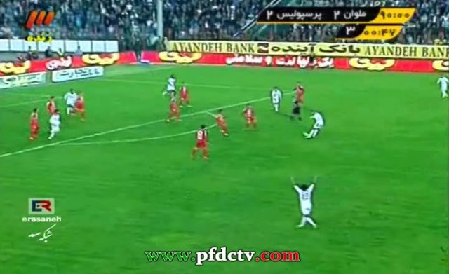 Malavan Anzali – Perspolis Tehran | FULL HIGHLIGHTS — IPL 12/13 — Week 16