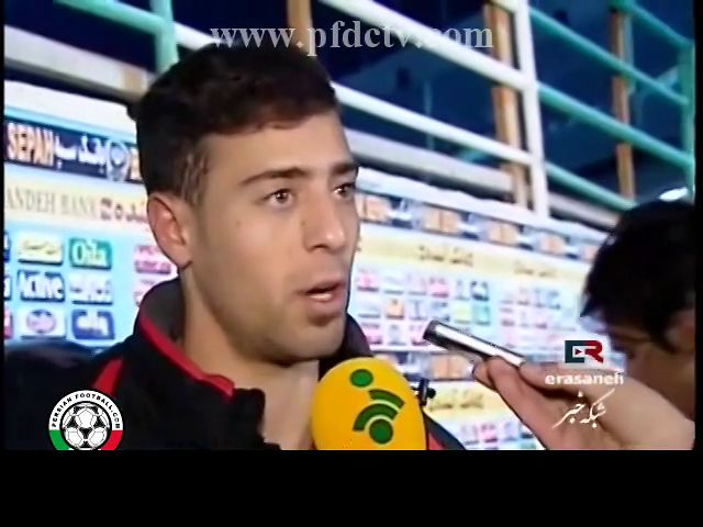 Post-match Interviews | Esteghlal 2-3 Foolad