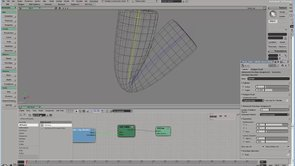 selfCollide softimage ICE