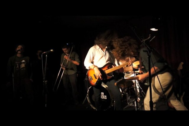 "THE MiCKS -""FINISH ME"" LIVE @ MAXWELLS CD RELEASE 11/16/12"