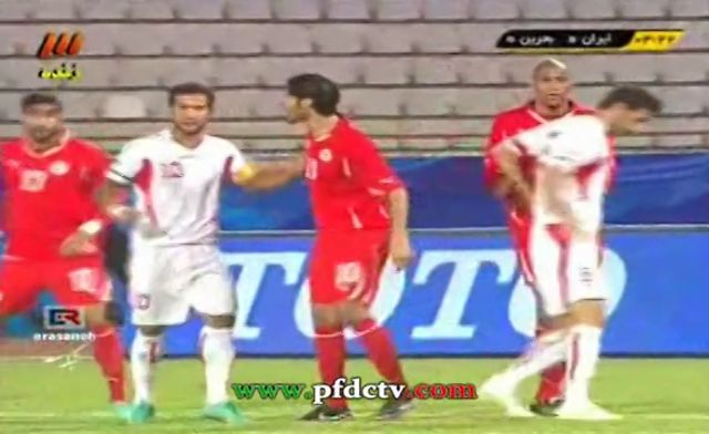 Bahrain Vs. Iran | WAFF 2012 – ALL HIGHLIGHTS