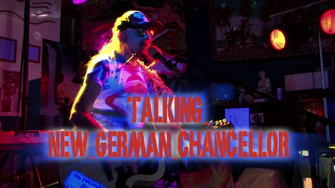 Talking New German Chancellor - New Topical Song about Peer Steinbrueck, German Election & EU-Crisis