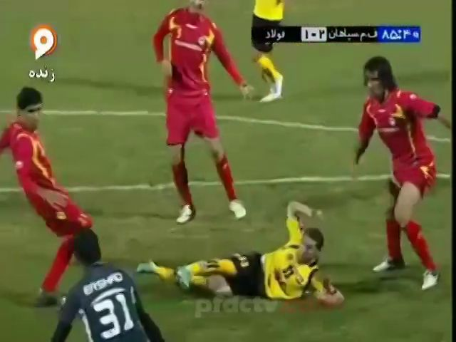 Sepahan – Foolad | Hazfi Cup 12/13 – ALL HIGHLIGHTS