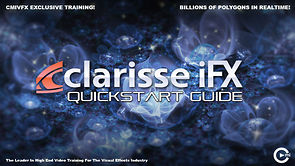 cmiVFX Exclusive Isotropix Clarisse Training Video Feature