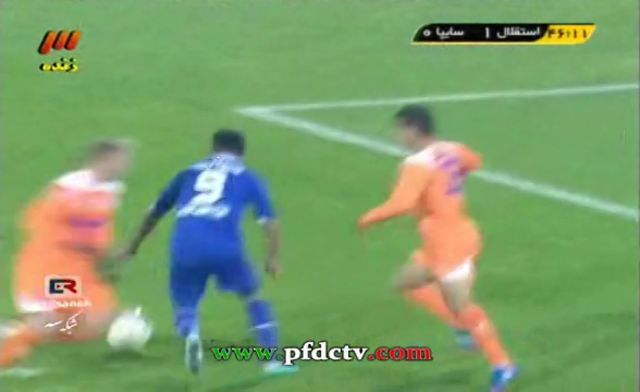 Esteghlal – Saipa | Hazfi Cup 12/13 – ALL HIGHLIGHTS