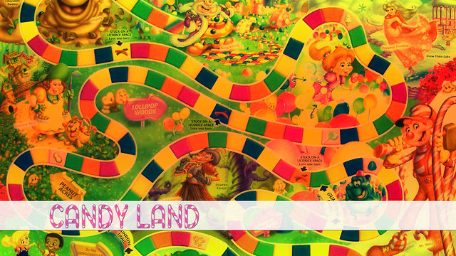 Creative Occasions - Candy Land