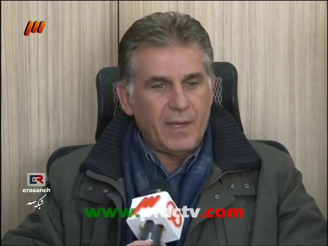 Queiroz – Interview after WAFF 2012