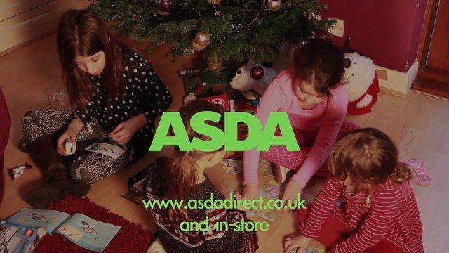 ASDA toys Christmas Commercial