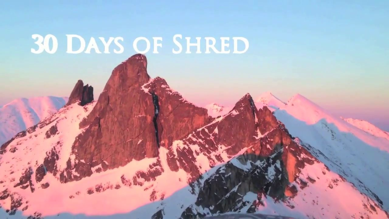 30 Days of Shred-January Episode