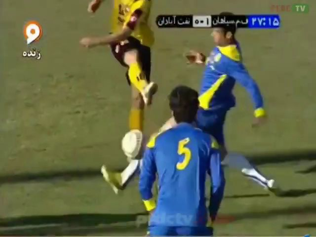 Sepahan – Naft Abadan | Hazfi Cup 12/13 – HIGHLIGHTS
