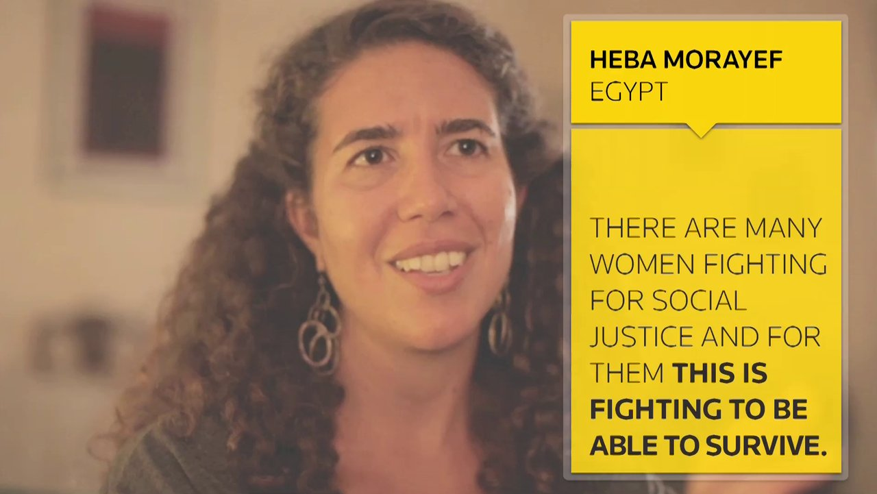 Heba Morayef ��� Egypt (English)