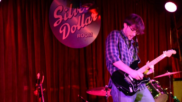 Live Music Show at The Silver Dollar