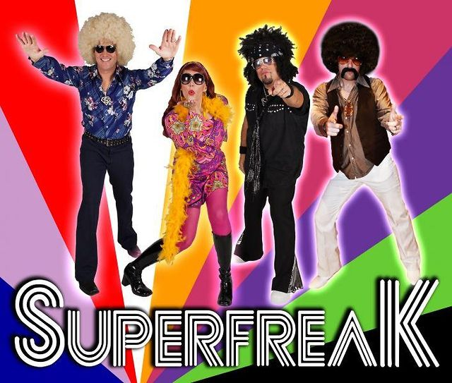 Superfreak Band Promo Video