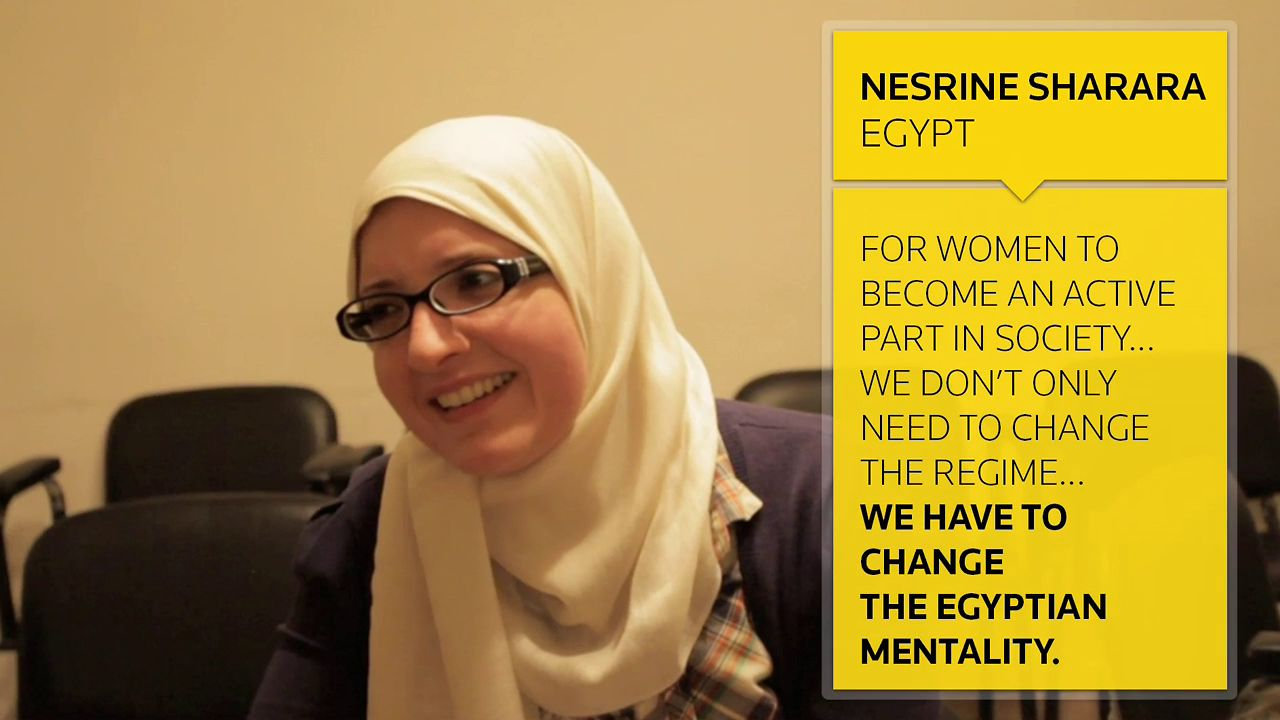 Nesrine Sharara  Egypt (Arabic)