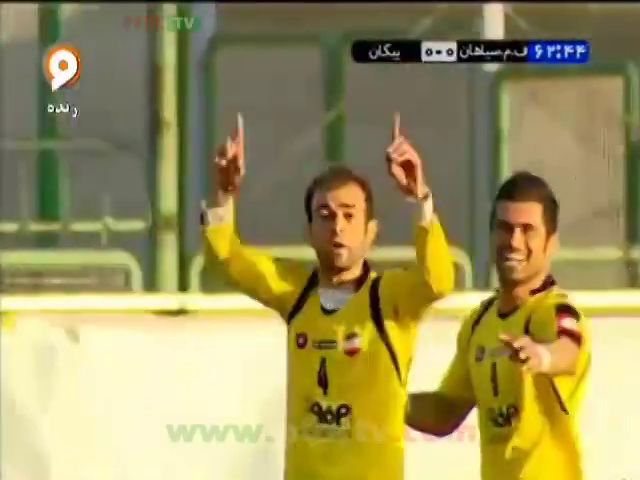 Sepahan – Peykan | HIGHLIGHTS — IPL 12/13 — Week 23