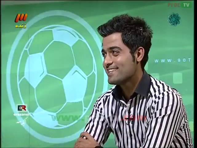 Moslem Mesigar   Interview on Navad – 1/28/2013