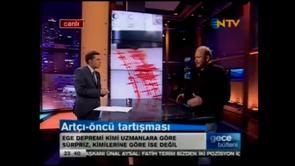 Şükrü Ersoy'un deprem yorumları