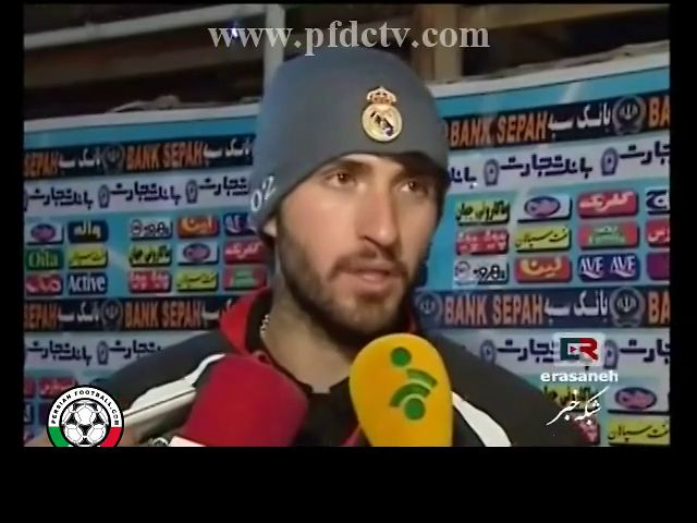 Post-Match Interview | Perspolis – Foolad