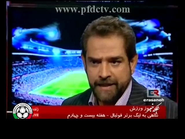 Interview with Firooz Karimi – 1/31/2013