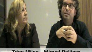Human, amb Trina Milan i Miquel Pellicer