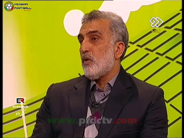Interview with Hossein Faraki – 2/2/2013