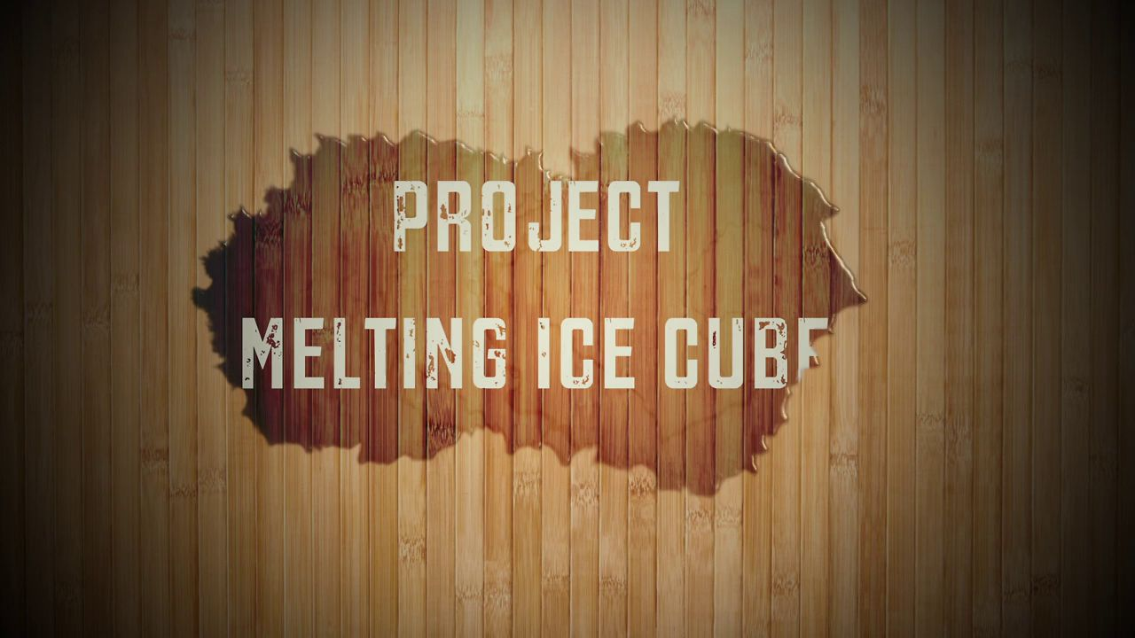 Project: Melting Ice Cube