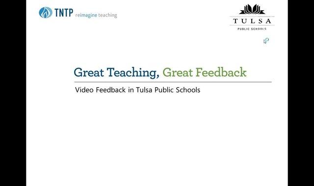 Tulsa Public Schools Tutorial