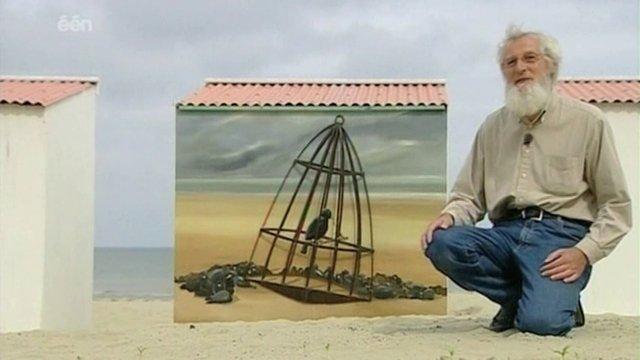 Strand-art