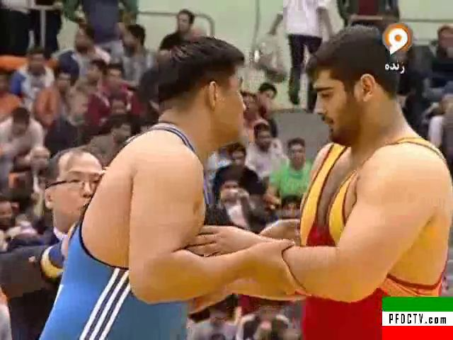 WRESTLING – World Cup 2013 | Iran VS. Kazakhstan