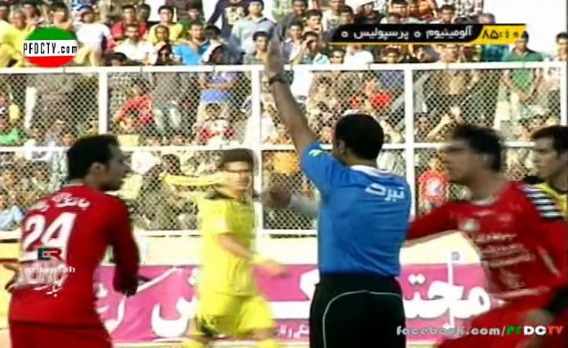 Aluminum – Perspolis | FULL HIGHLIGHTS — IPL 12/13 — Week 27
