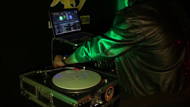 Electro Mix By DJ Lou Sound System