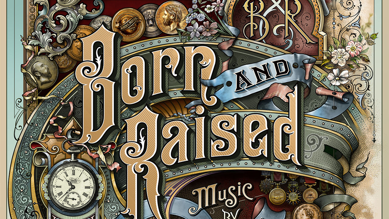The Making of John Mayer's 'Born & Raised' Artwork