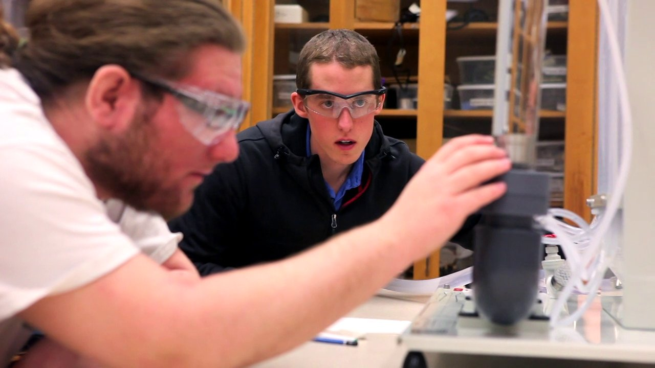 New Engineering Tech Programs at RDC