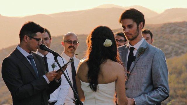 Jared & Natalie Wedding Film