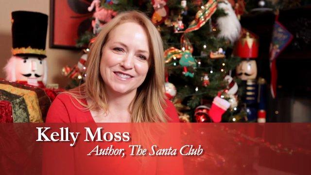 The Santa Club - Book Video