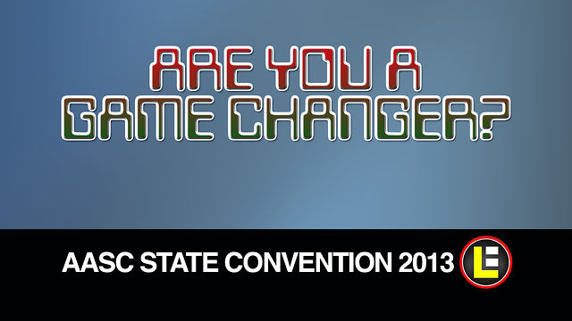 "AASC State Convention - ""Game On"""