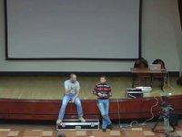 Seminar Secretele filmarii cu DSLR cu Tudor Lucaciu