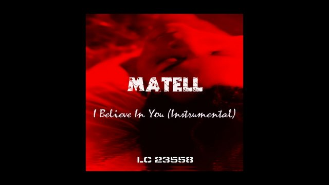 I Believe In You (Instrumental)