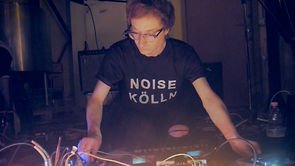 LEE NOBLE @ LA CRUDA - march 2013 - Milan (Italy)