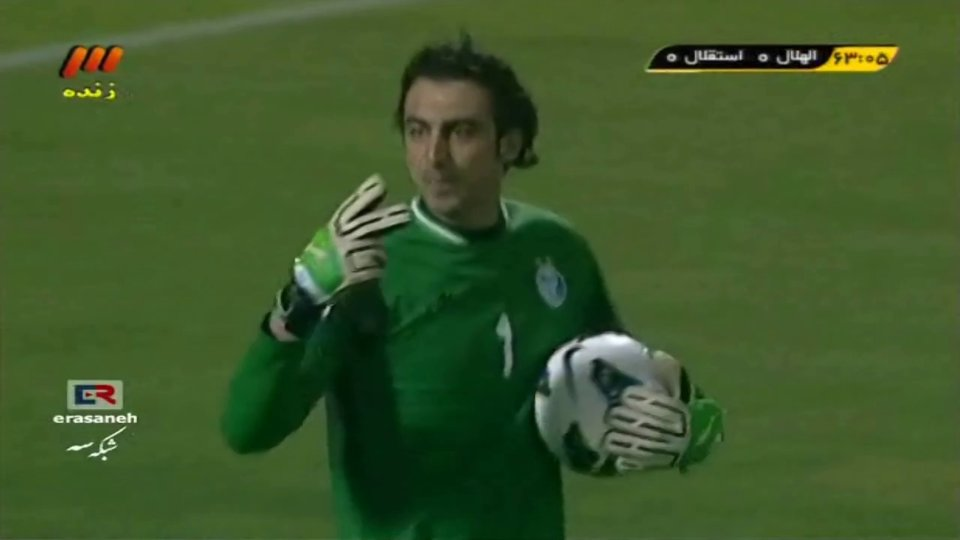 Mehdi Rahmati | Highlights – vs. Al Hilal – 4/3/2013